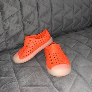 Native Glow Child shoes